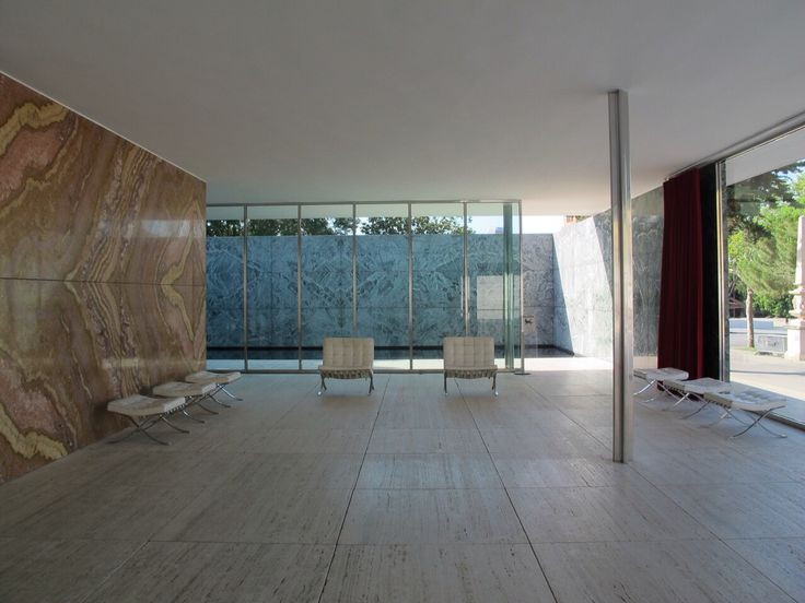 Mies Van De Rohe #event #location