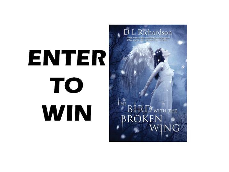 You can win signed author copy. Open international. Running all Sept and Oct 2014. Entry details via author website www.dlrichardson.com
