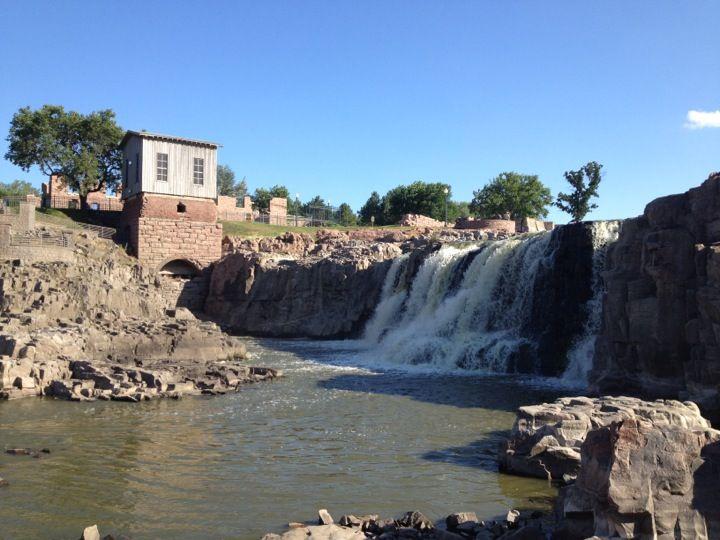 Sioux Falls, SD in South Dakota