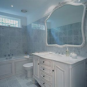 French Inspired Bathroom Samantha Pinterest French French Bathroom And French Provincial