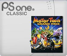 - Motor Toon Grand Prix PS one Classic for PlayStation 3 (Downloadable Content)
