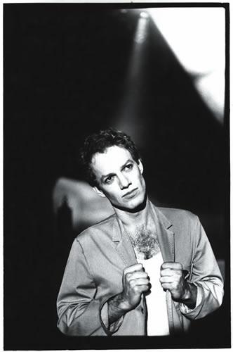 Danny Elfman frontman of Oingo Boingo and mid-life film composer