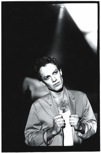 Danny Elfman frontman of Oingo Boingo and mid-life film composer