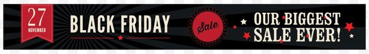 Black Friday Biggest Sale Banner Clipart Image – Black Friday Clip Art PNG – bla…