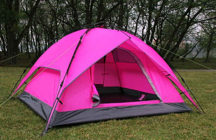 I absolutely MUST have this Pink tent! | Pink makes me ...