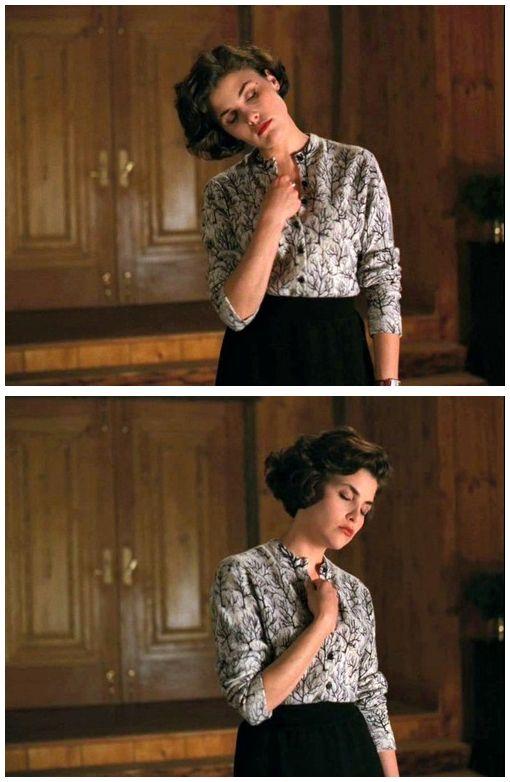 Audrey Horne Twin Peaks