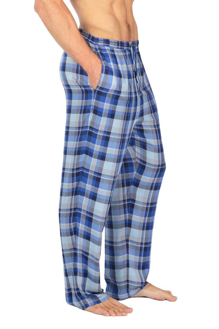 Hypnotique: Men's Sleep and Lounge Pants by TexereSilk
