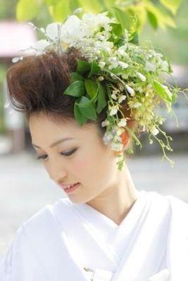 参考にしたい!一味違う♥着物・浴衣の髪型ヘアアレンジ集! (2ページ目)   mery [メリー]