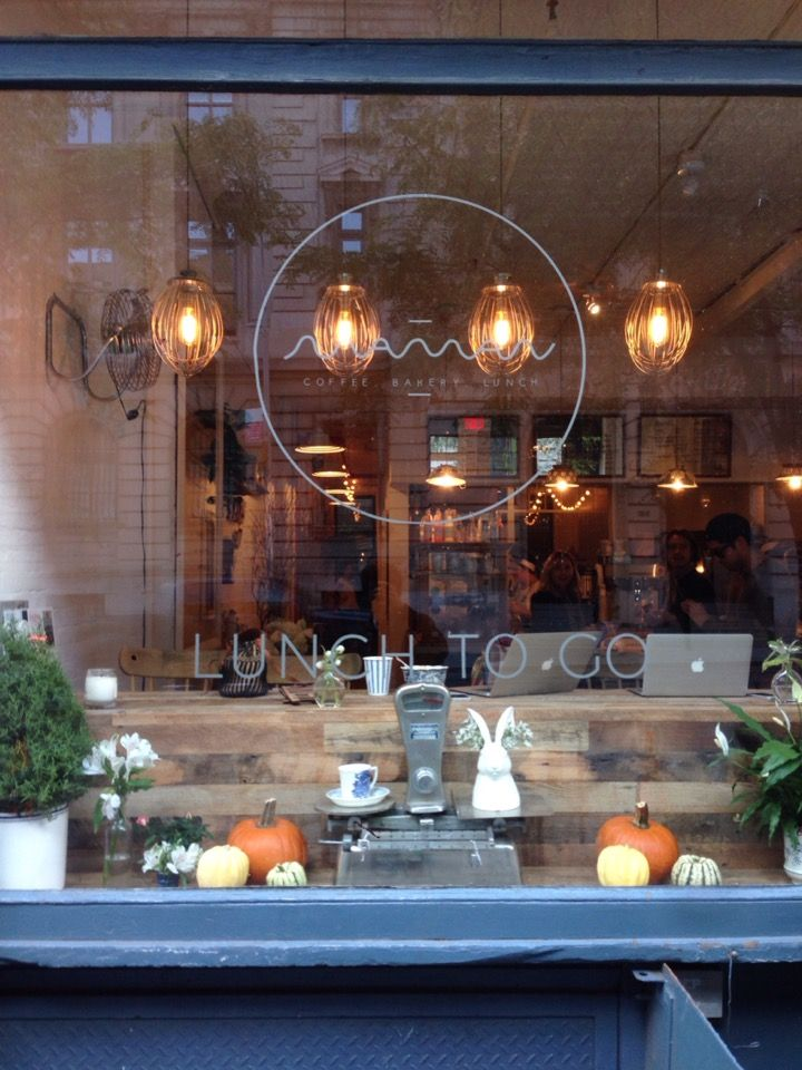 Maman for comfort, farm fresh food | 239 Centre St SoHo