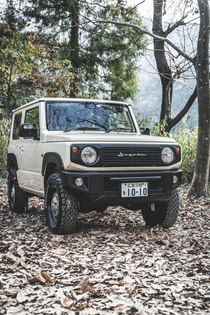 新型ジムニー Jb64 純正車高で履けるオフロードタイヤ おすすめカスタム タイヤ編 ジムニー 新型ジムニー 理想の車