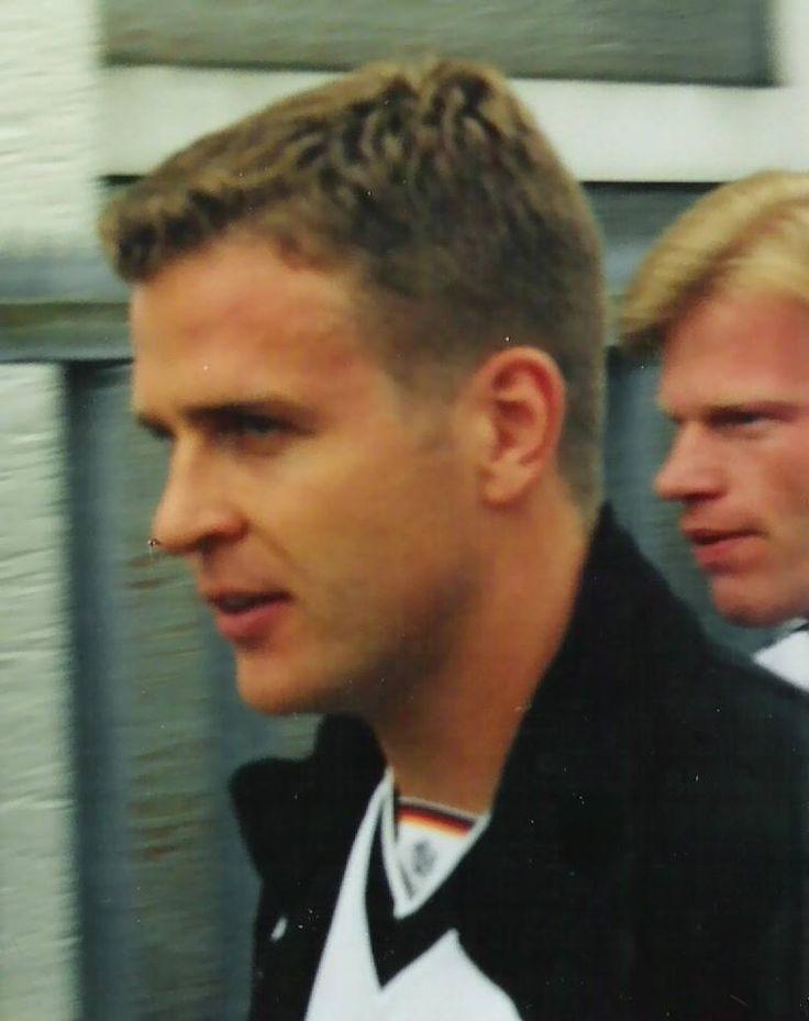 Oliver Bierhoff - deutscher Nationalspieler