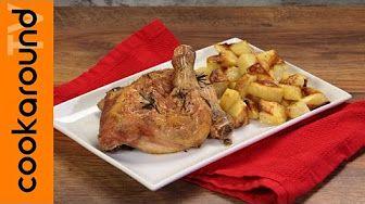 Fettine di maiale farcite al forno / Ricette secondi piatti - YouTube