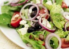 KasvisHovi - Kreikkalainen salaatti