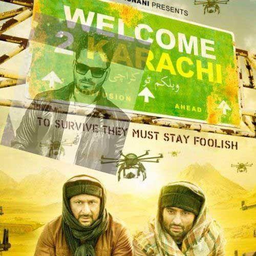 دانلود آهنگ رمیکس lalla lalla lori از فیلم هندی Welcome To Karachi
