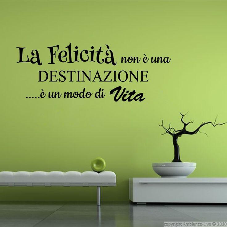 Populaire Les 25 meilleures idées de la catégorie Phrases italiennes sur  YA33