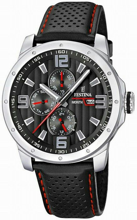 FESTINA F16585/8 MULTIFUNCTION MEN'S WATCH
