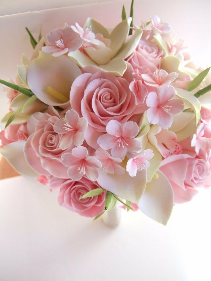 bouquet-calle-esterno-rose rosa-centro-forma-rotonda