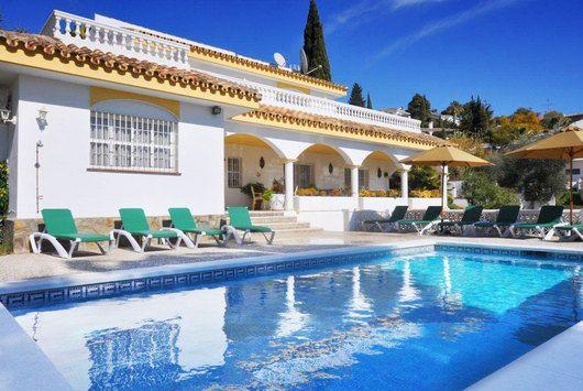 Villa SP084 in La Sierrezuela, Fuengirola
