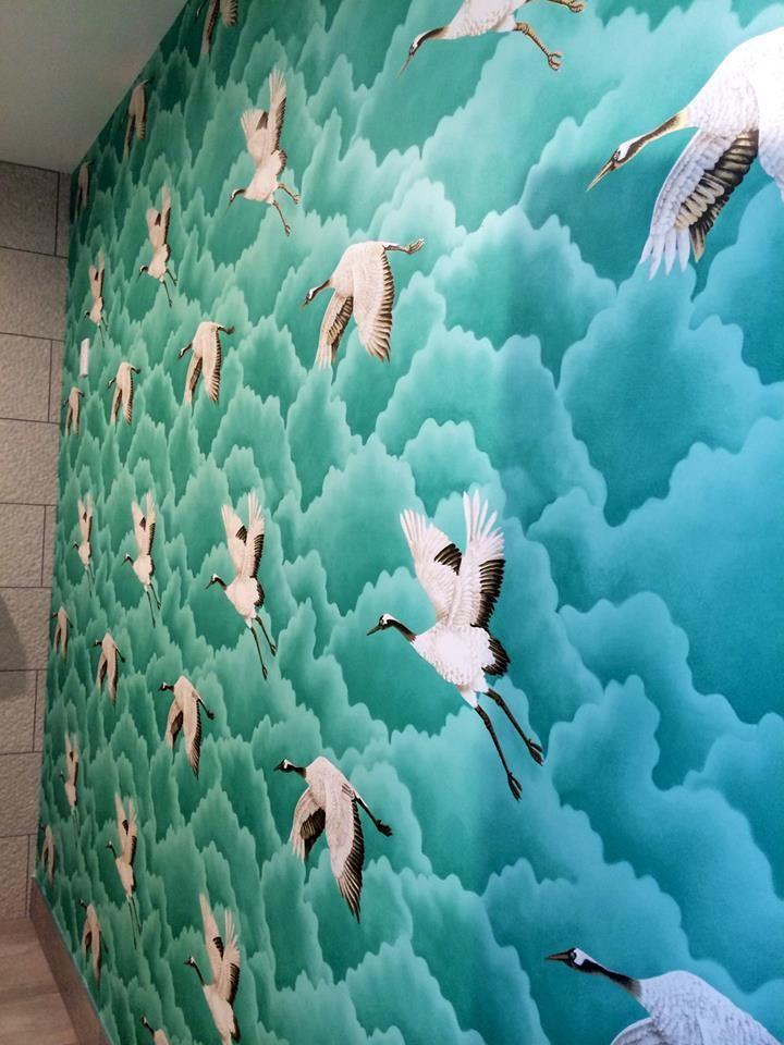 110 best tapeter images on pinterest harlequin wallpaper