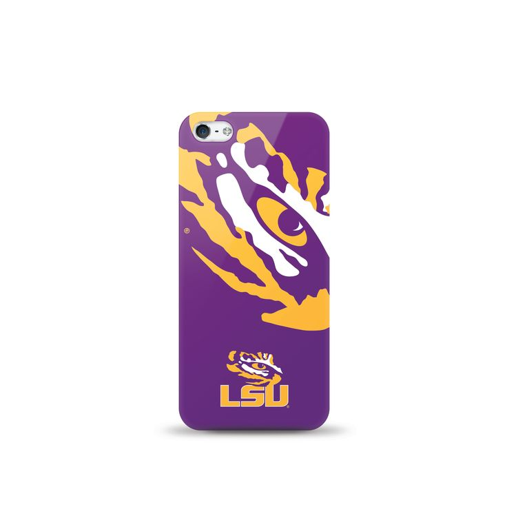 Iphone 5S Ncaa Oversized Snapback Tpu Case Louisiana State University
