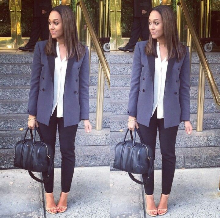 Like what you see⁉ Follow me on Pinterest ✨: @joyceejoseph ~  Tia Mowry Style