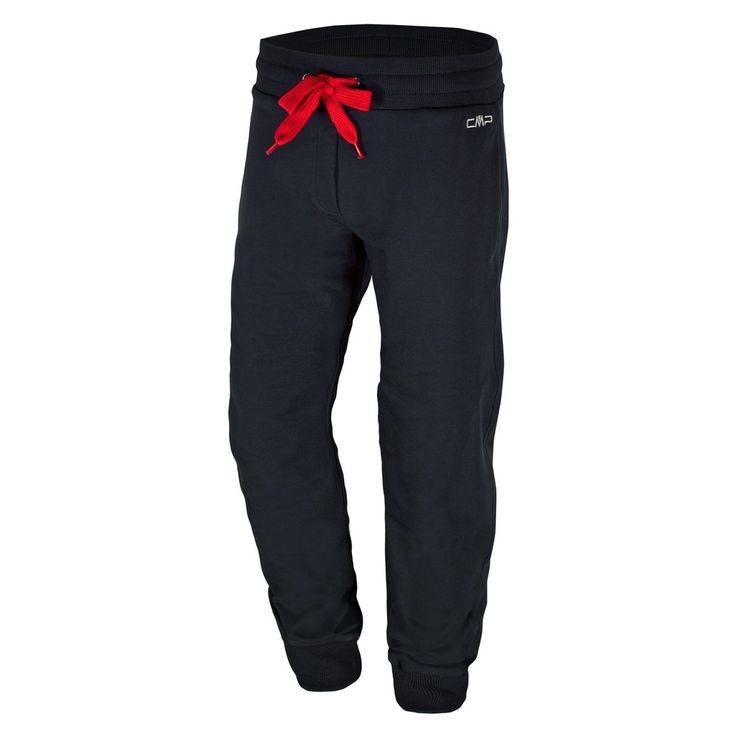BOY STRETCH LONG PANT, Abbigliamento sportivo uomo CMP Campagnolo