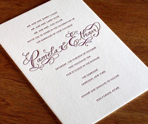 Wedding Invitations Emily Post Etiquette: 53 Best {invitation Design} Emily Images On Pinterest