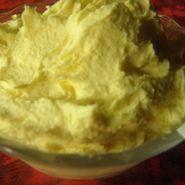 Crema de limón para relleno y cobertura de tortas