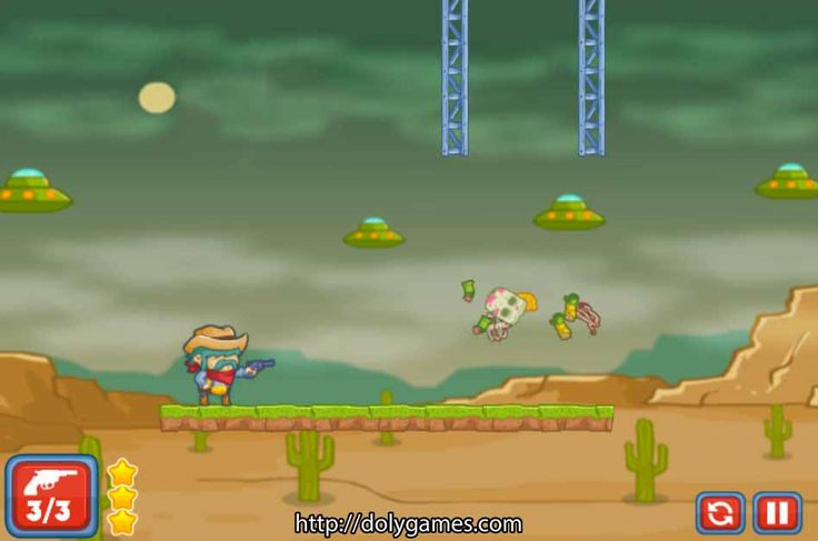 Cowboy vs Martians - PLAY FREE3 copy