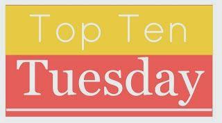 Boklysten: Top Ten Tuesday - Utgivna böcker 2015 som jag inte...