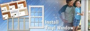 Order Vinyl Windows Online, Install Vinyl Window, Buy Vinyl Windows