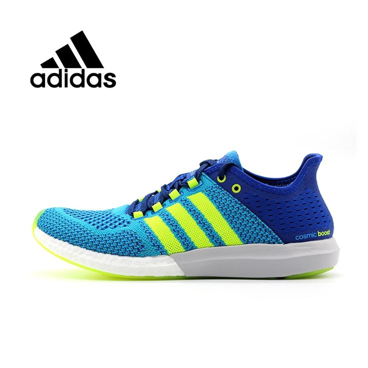 137.98$  Watch now - http://alihgb.worldwells.pw/go.php?t=32381957157 - Original   Adidas Boost men's Running shoes   sneakers  137.98$