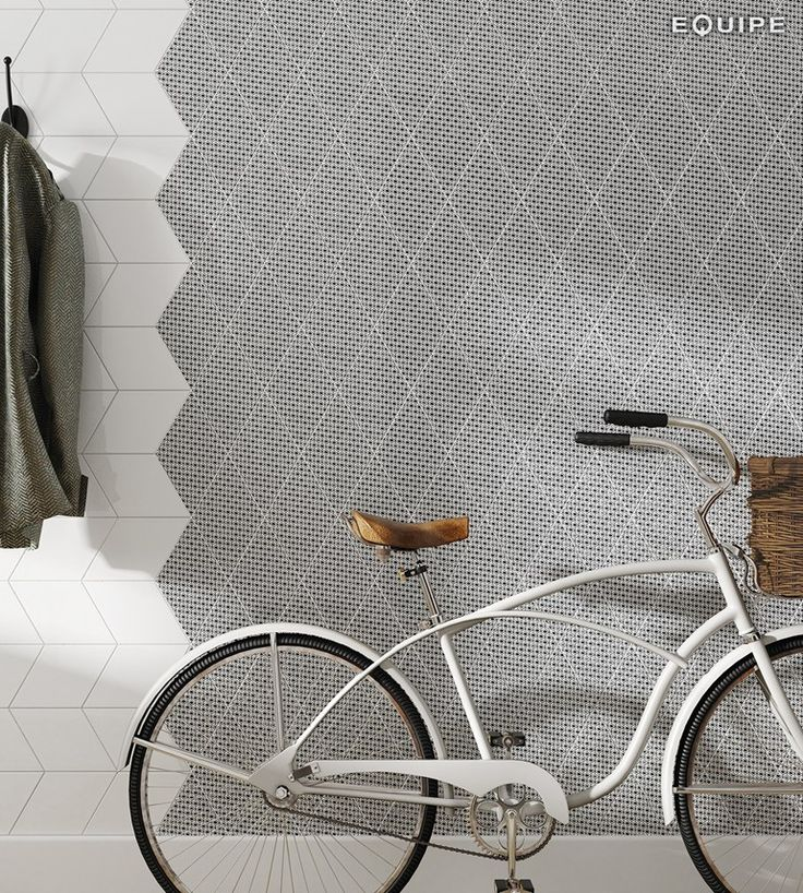 RHOMBUS Wall tiles by EQUIPE CERAMICAS