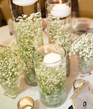 This is the best collection of rustic wedding ideas, featuring centerpieces, wed…