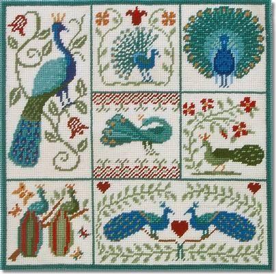 tapestry/needlepoint design