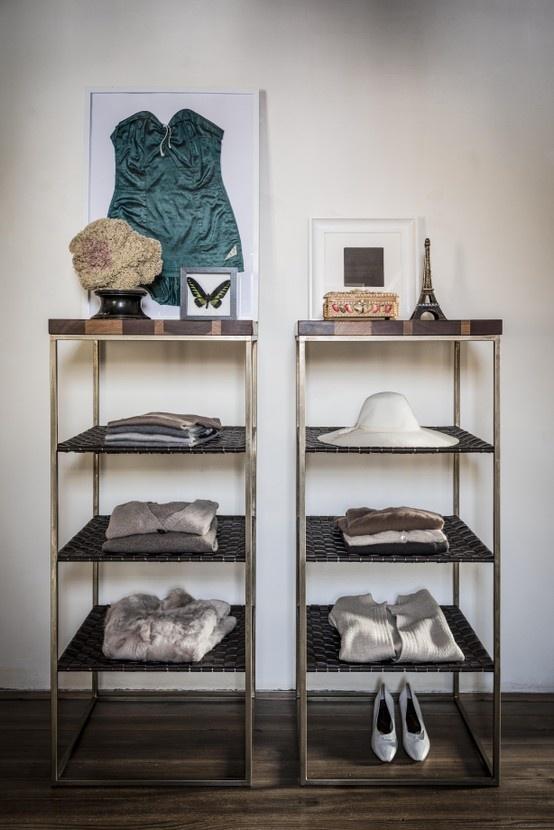 Norman, bookshelf