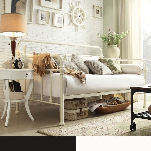 66 Best Images About Daybeds On Pinterest White Daybed
