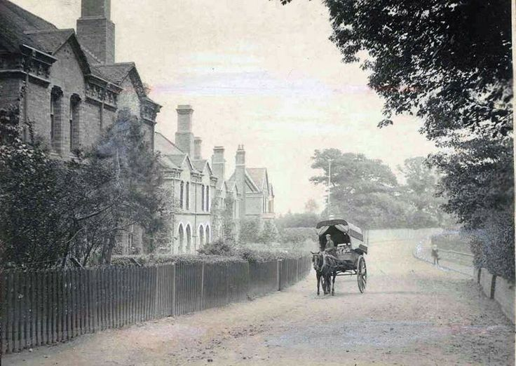 Bournville lane cottages