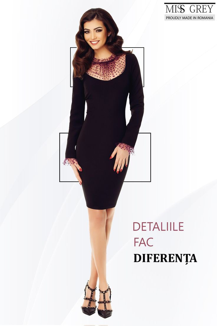 Delicate and subtle, the Loli purple dress will give you a romantic and sensual look