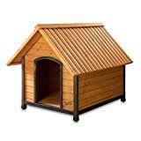 Pet Squeak Arf Frame Dog House Large