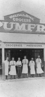 Once upon a time the hub of Nundah and surrounding districts. Historically the building dates back to the 1860's. In the tradition of Retail Selling we are still here at The Ivory Tower, 1179 Sandgate Road, Nundah. Phone / Fax (07) 3256 9388. ivoryt@tele1.com.au