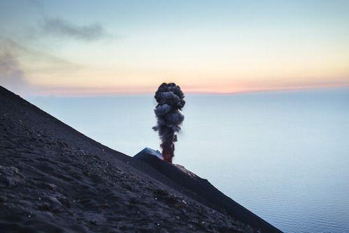 Mt. Stromboli Finn Beale