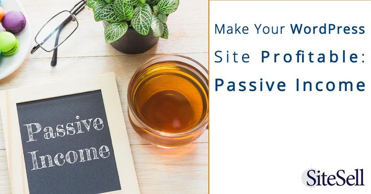 Learn how to turn a WordPress website into a Successful Online Business with Passive Income and new monetization methods. #solopreneur