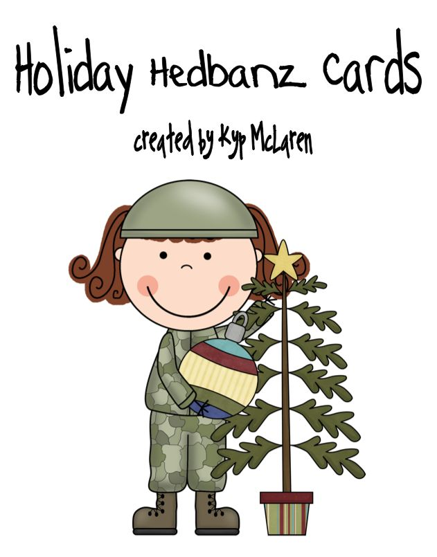 It is an image of Gratifying Hedbanz Cards Printable
