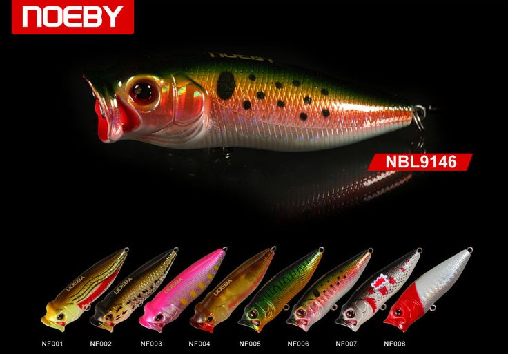 Strong temptation, laser effect light weight poppers lures with strong VMC hook are available at our online fishing store.Order your lures now and get special discounts. http://bit.ly/2pNBC5N