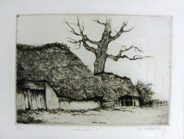 Grafiek uit De Antwerpse School: Baksteen, Dirk (1886-1971)