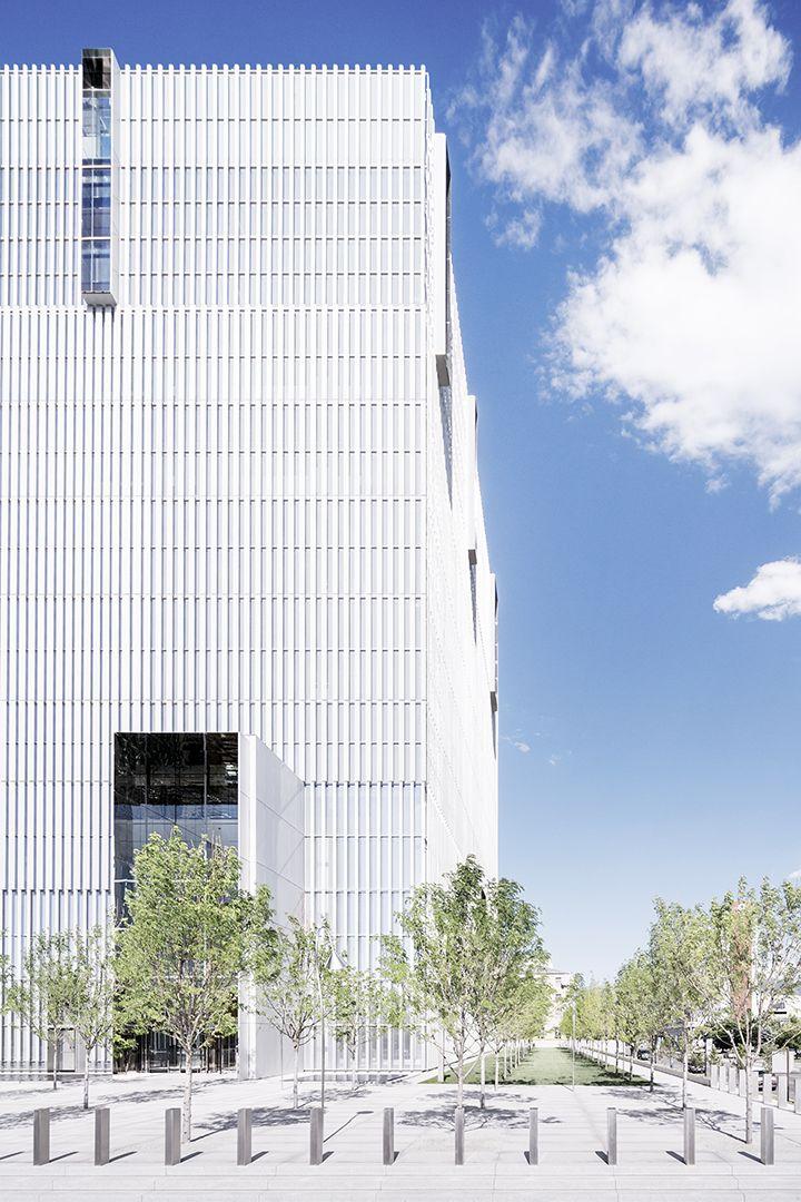 United States Courthouse, Salt Lake City | Thomas Phifer and Partners | Archinect