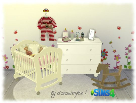 17 best images about ts4 room sets nursery on pinterest shabby chic nurseries posts and ea. Black Bedroom Furniture Sets. Home Design Ideas