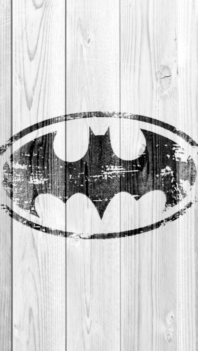Abstract Bat Logo Wooden Wall Pattern #iPhone #5s #wallpaper