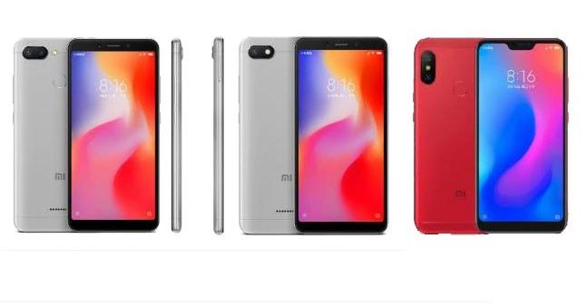 Xiaomi Redmi 6a Redmi 6 Redmi 6 Pro Launched In India Price Specifications Xiaomi Electronic Products Product Launch